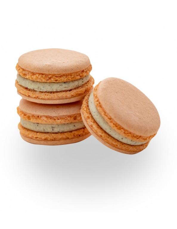 Macarons vanilie
